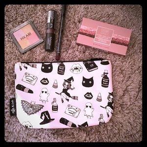 Makeup Bundle with Halloween Theme makeup bag